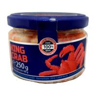 Lemberg King Crab 250гр Мясо Краба Лемберг